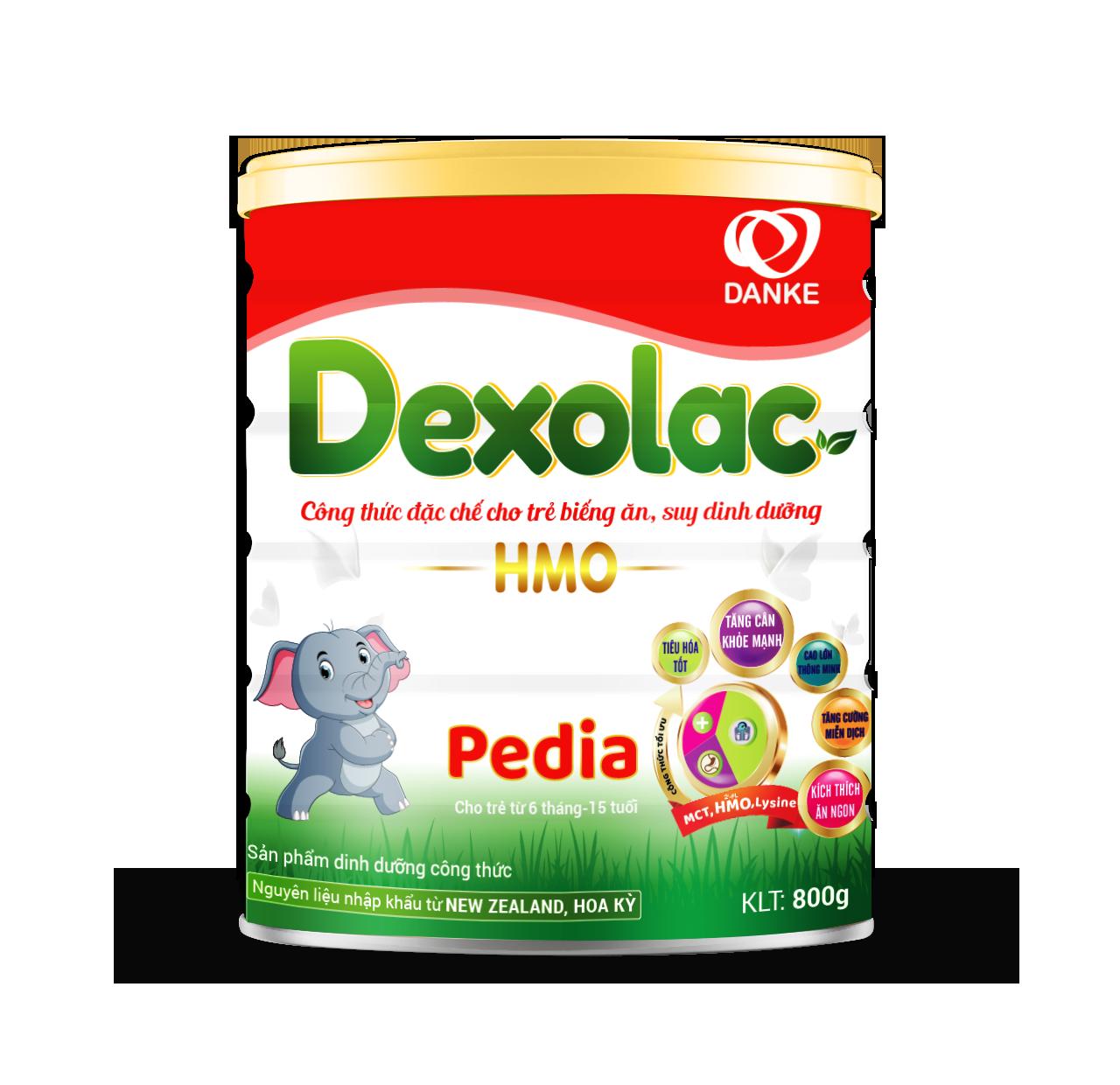 Sữa Dexolac Pedia
