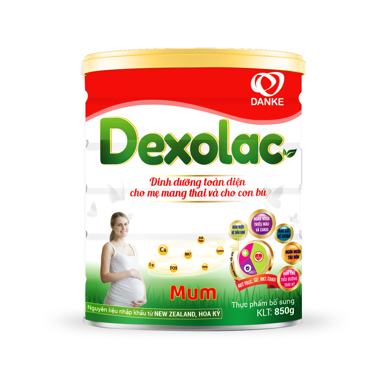 Sữa Dexolac Mum