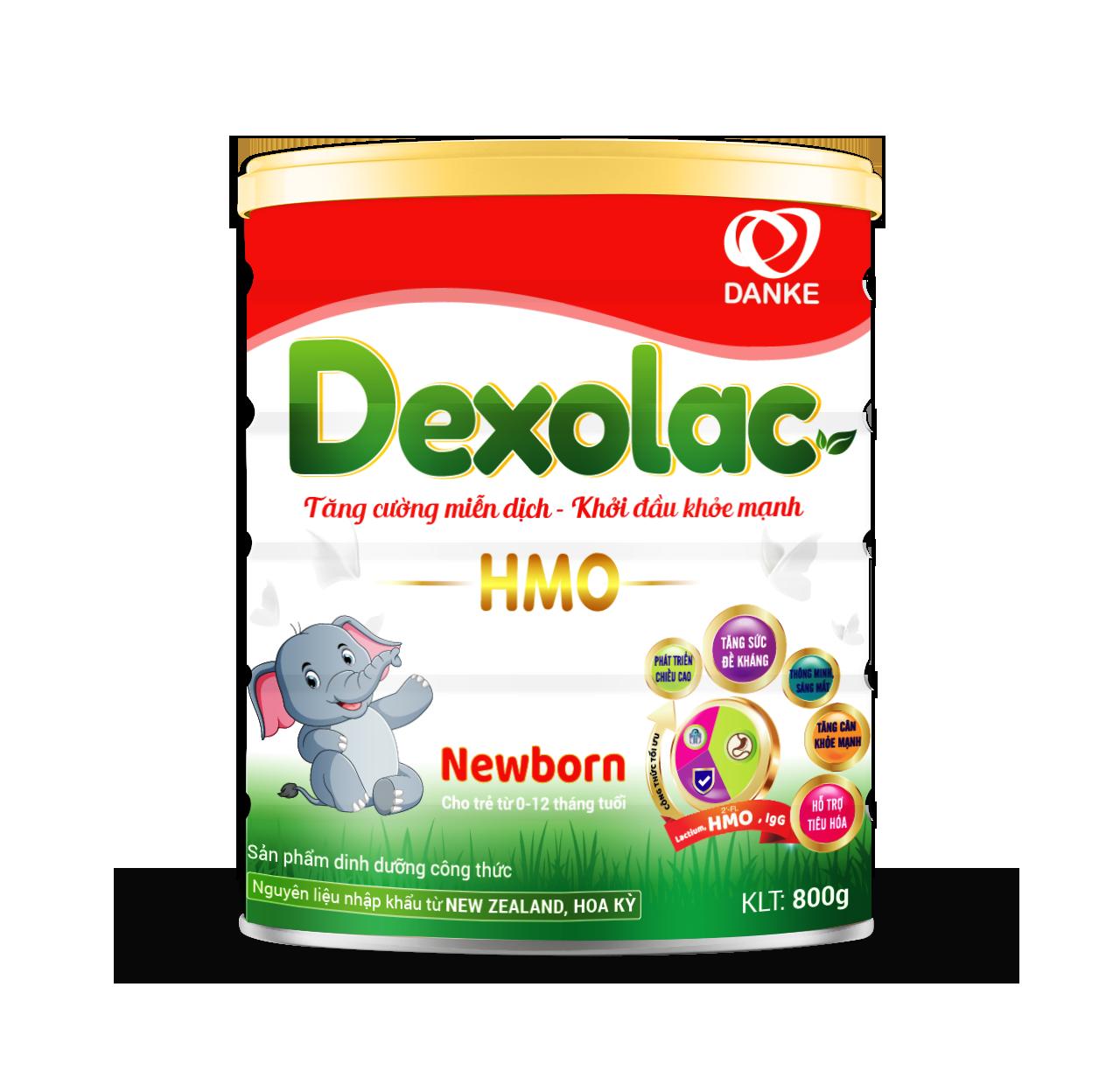 Sữa Dexolac Newborn