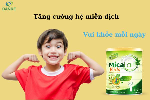 sữa tốt cho bé 1-3 tuổi