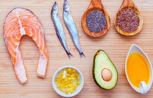 thực phẩm bổ sung DHA cho trẻ
